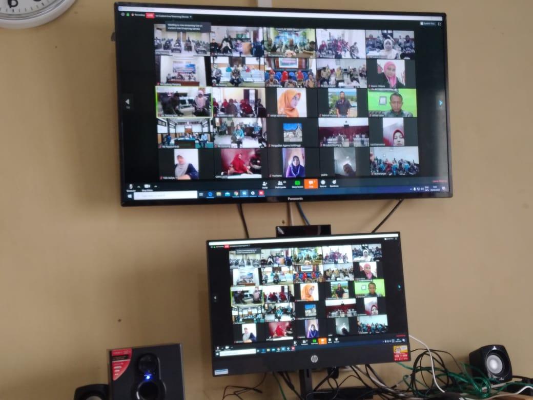 Pembinaan pta teleconrence 2