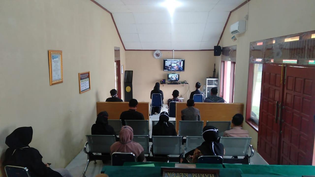 Pembinaan pta teleconrence 3