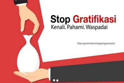 STOP Gratifikasi !!